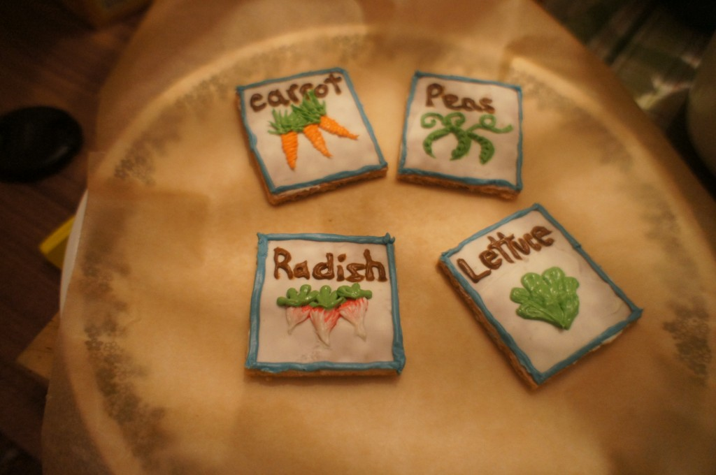 graham cracker signs