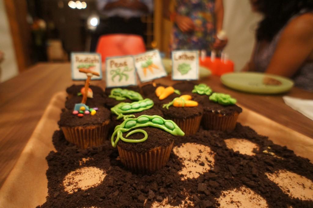 eaten cupcakes