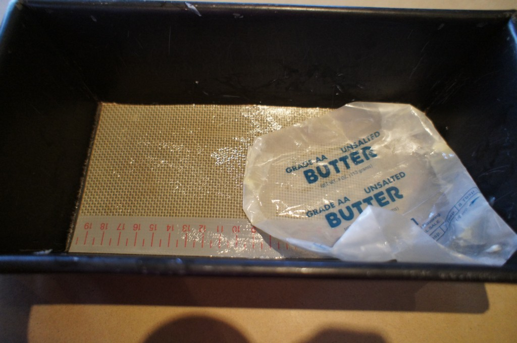 buttered