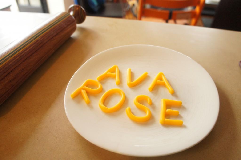 ava rose letters