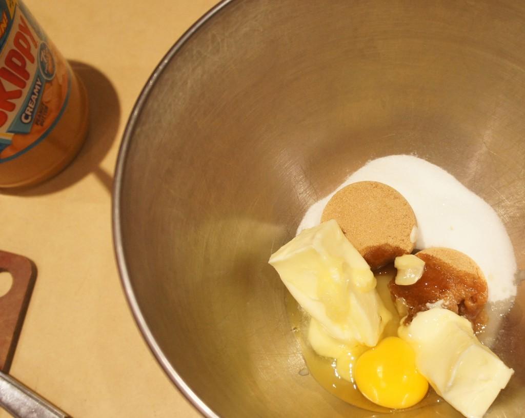 butter egg sugars