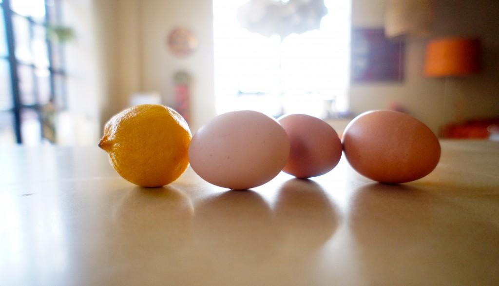 lemon eggs